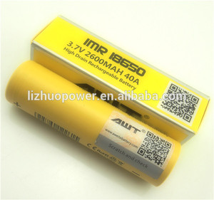 Supplier AWT 18650 2600mAh 40A battery istick 20w TC mods model indonesia bugil foto gadis ar