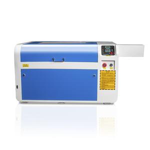 k40 laser engraving machine co2 4060 laser cutting machine for non metal  materials
