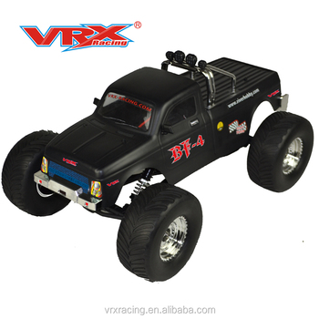 1 10 Off Road High Power Electric Rc Car Mad Monster Truck Brushless