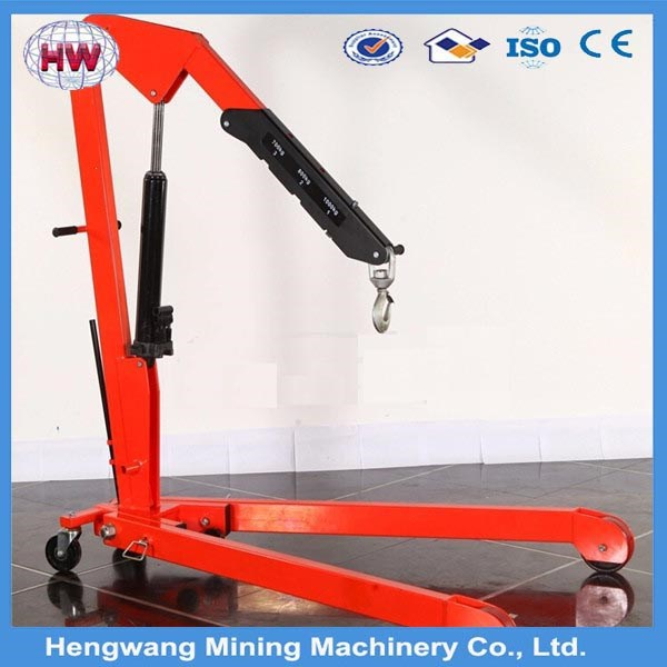 Best price and most popular Marine Deck manual Small hydraulic crane