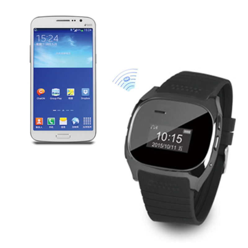 2015 Hot Bluetooth Smart Watch WristWatch M18 RWatch for Samsung S4/Note 2/Note 3 HTC LG Huawei Xiaomi Android Phone Smartphones