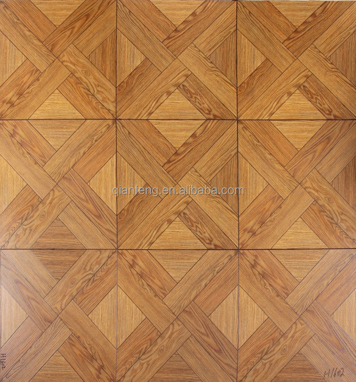 12mm Ac3 Country Style Parquet Laminate Flooring For Residential