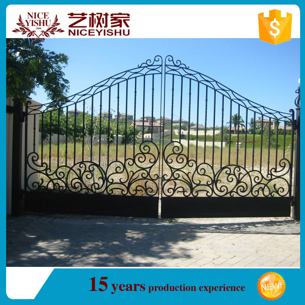 Aluminium Modern Gate,Modern Iron Gate Designs/main Gate For ...