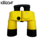 Kingopt 7x50 Military Internal Rangefinder Reticle and Compass Waterproof BAK4 Porro Binoculars