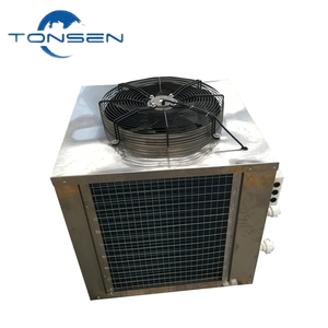 Industrial investment project 1000l cooling system equipment