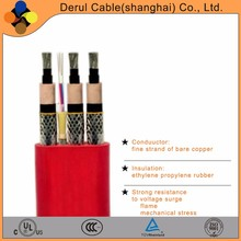 Flat 100m audio video cable with excellent transmission
