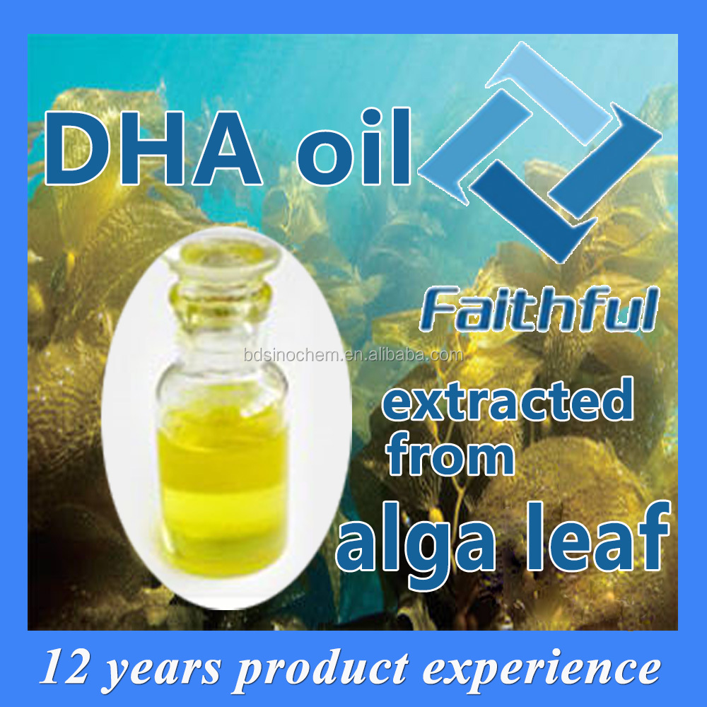 Microalgae DHA Oil Omega-3 fatty acid/Factory Supply 100% Pure Natural Algae Dha Oil Made in China