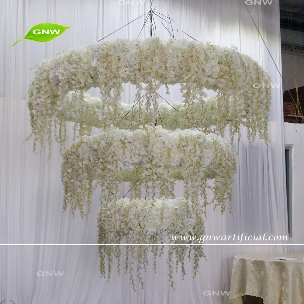 Gnw flwh1707009 latest design hanging wreaths artificial floral gnw flwh1707009 latest design hanging wreaths artificial floral chandelier wedding event fashion decor arubaitofo Image collections