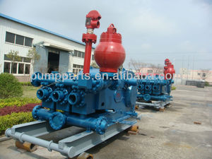 Small pump F500 triplex mud pump for sales
