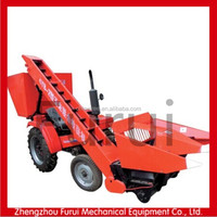 High quality mounted maize corn harvester machine/sweet corn harvester for sale