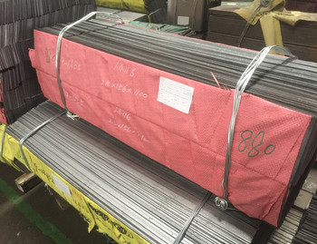 W.-nr. 1.4116 ( DIN X50CrMoV15 ) stainless steel sheet