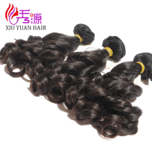 Vendita calda Cuticola Piena Allineati Fummy capelli 100% human hair extension