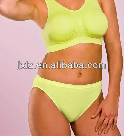 9be49b8804cec Nylon Spandex Sports Body Shaper Seamless Underwear - Buy Seamless ...