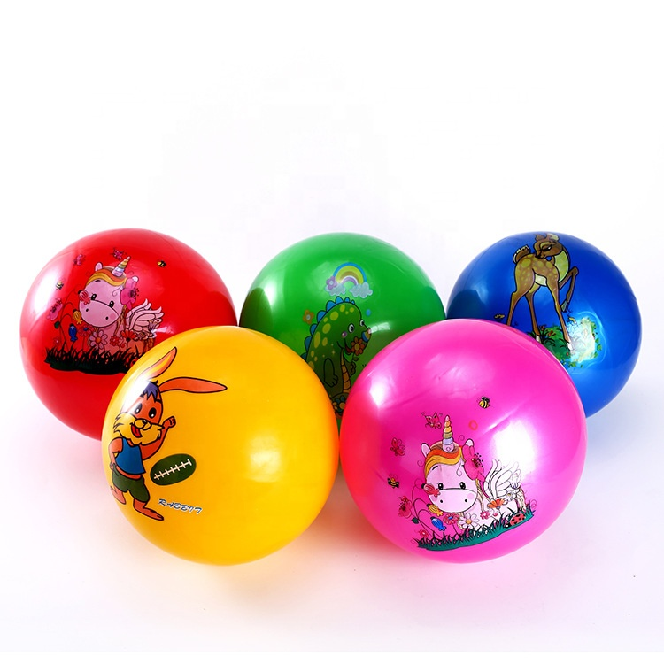 Baby kids inflatable ball,interesting pvc inflatable ball for playing