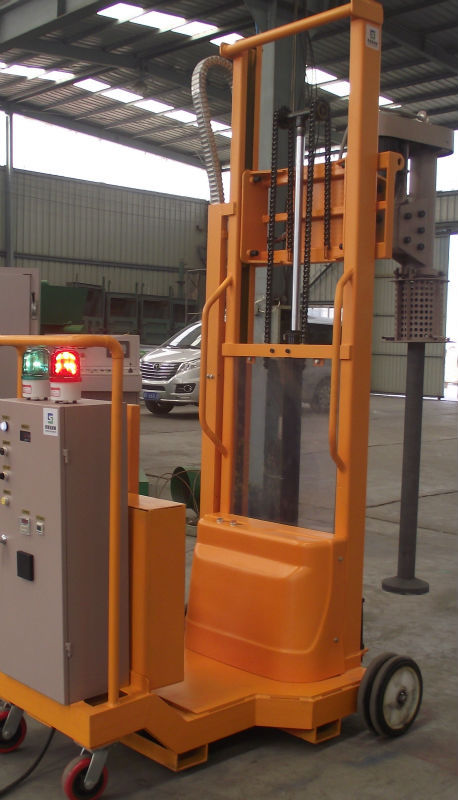 degassing machine