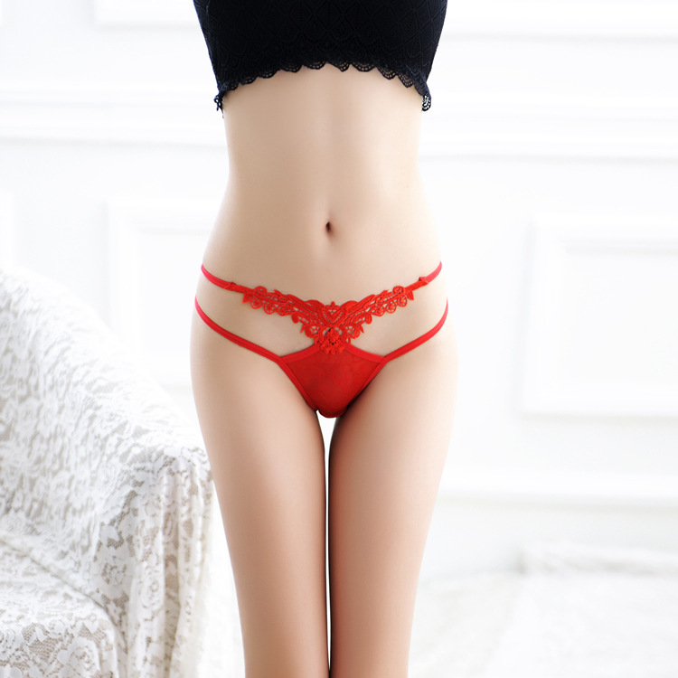 Knickers Thongs G string lace Briefs underwear sexy woman panty girls panties