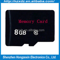 SD Card Type and 8GB Capacity Mini 8gb flash memory card for mobileTF card 8G