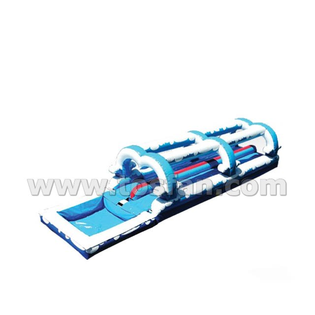 New design <strong>inflatable</strong> water pool slide <strong>inflatable</strong> slip n slide A4046