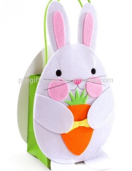 2018 new fashion hotsale cheap wholesale handmade craft rabbit 2018 new fashion hotsale cheap wholesale handmade craft rabbit basket paper decoration gift felt easter fabric negle Gallery