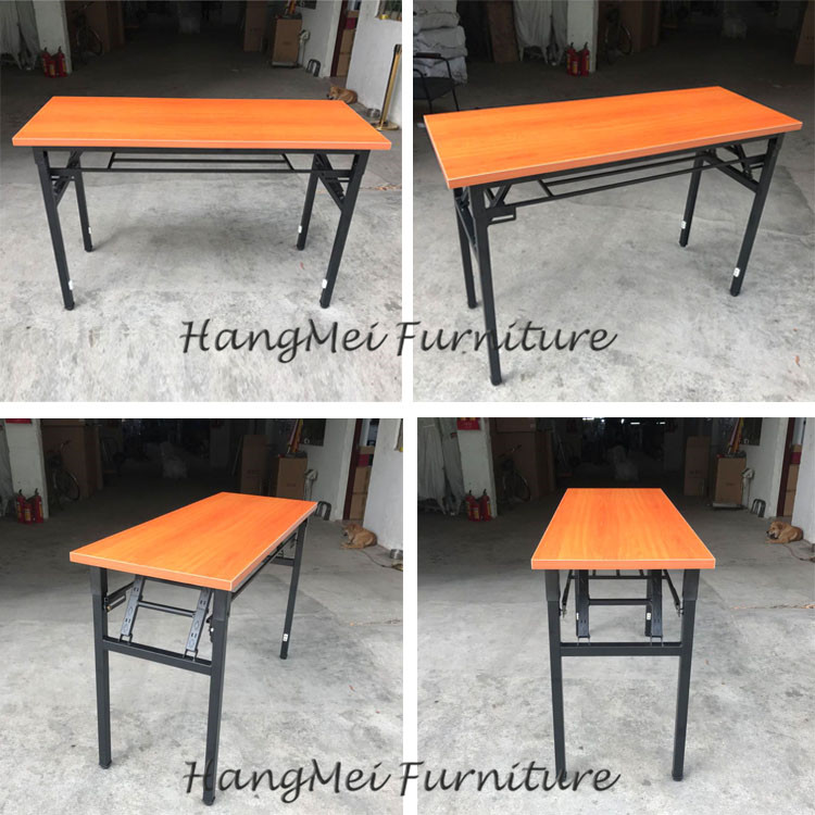 Chinese Used Restaurant Table with Fold Down Design
