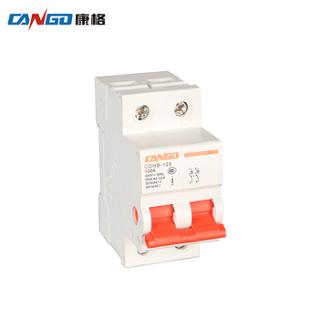 Factory Price 400 Volt 4P MCB up to 63A Micro Circuit Breaker Types