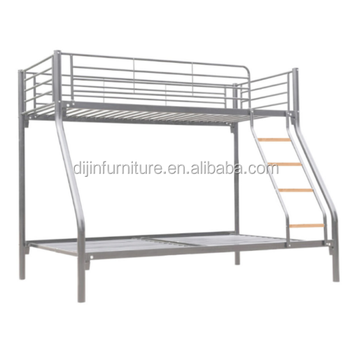 Atlas Kids Triple Bunk Bed Metal Aluminium Frame 3ft 4ft6 Triple