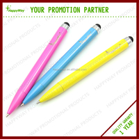 Compact Ballpoint Pen In Metal Body , MOQ 100 PCS 0207050 One Year Quality Warranty