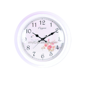 China Wooden Wall Clock Nice Gifts Party And Wedding Decoration