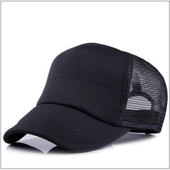 9e259214135 promotional colorful foam custom low profile trucker baseball cap with  netting