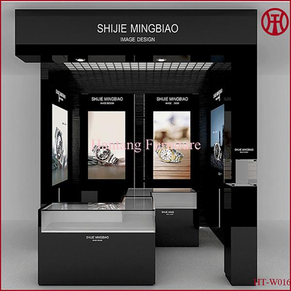 Luxury Watches Shop Interior Design