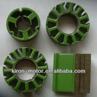 Mirco dc motor and Gear motor stator rotor
