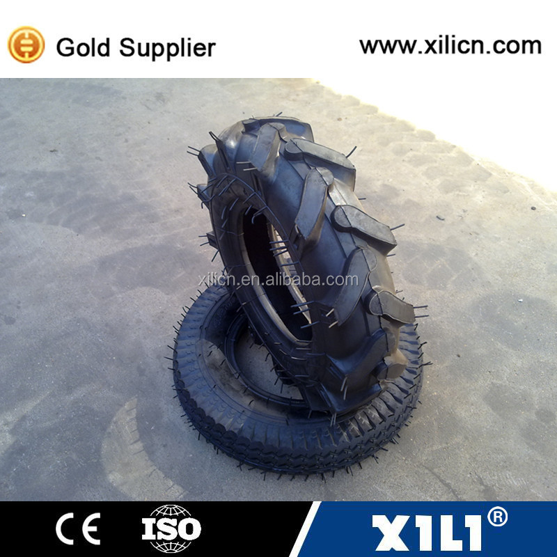 mini tiller tire 4.00-8 wheel
