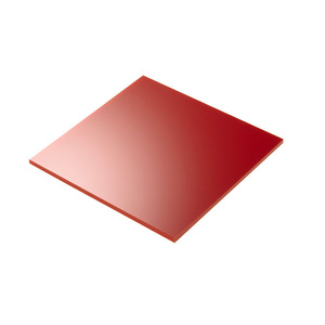 Red Acrylic Perspex Sheet Plexiglass Plate 3mm or 5mm PMMA Sheet