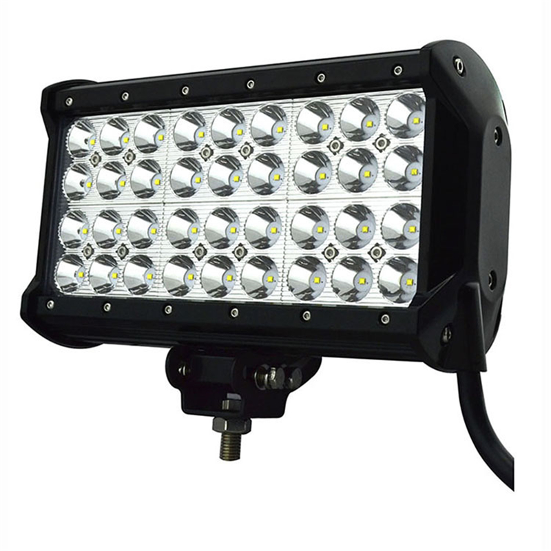Aluminum Housing 108W High Lumens High Power Truck LED Work Light,Outdoor Offroad LED Headlight