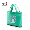 Digital printing 210gsm canvas tote shopping bags