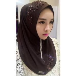 Fashion muslim hijab scarf latest design arab hijab