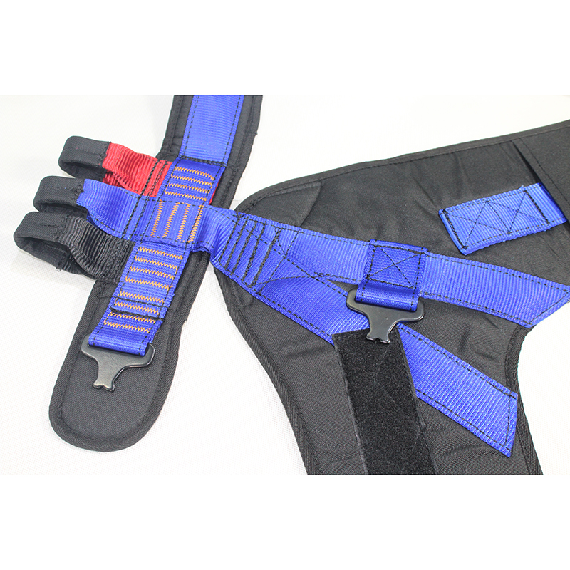 Intop hot sale cheap price custom half body bungee harness trampoline harness for sale