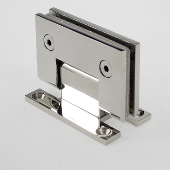 Construction Hardware 180 Degree Glass Door Hinge