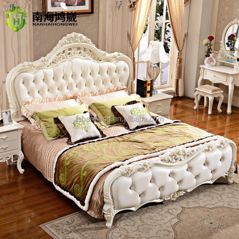 franz sisch stil schlafzimmer suite gesetzt m bel bett. Black Bedroom Furniture Sets. Home Design Ideas