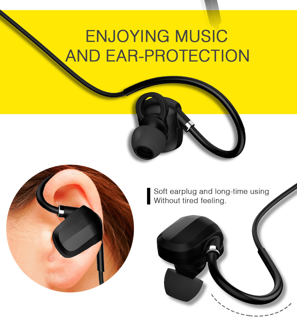 Tritina RUNNER X2 Sports wireless bluetooth Earphone with Microphone BT 4.0 For Mobilephone
