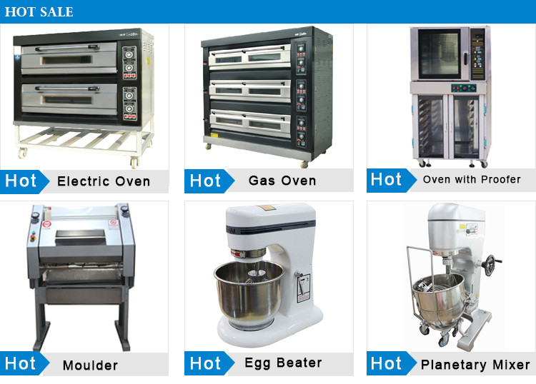 2016 Hoda electric used pizza ovens for sale , 4 trays bread bakery machine Cake Baking Deck Oven