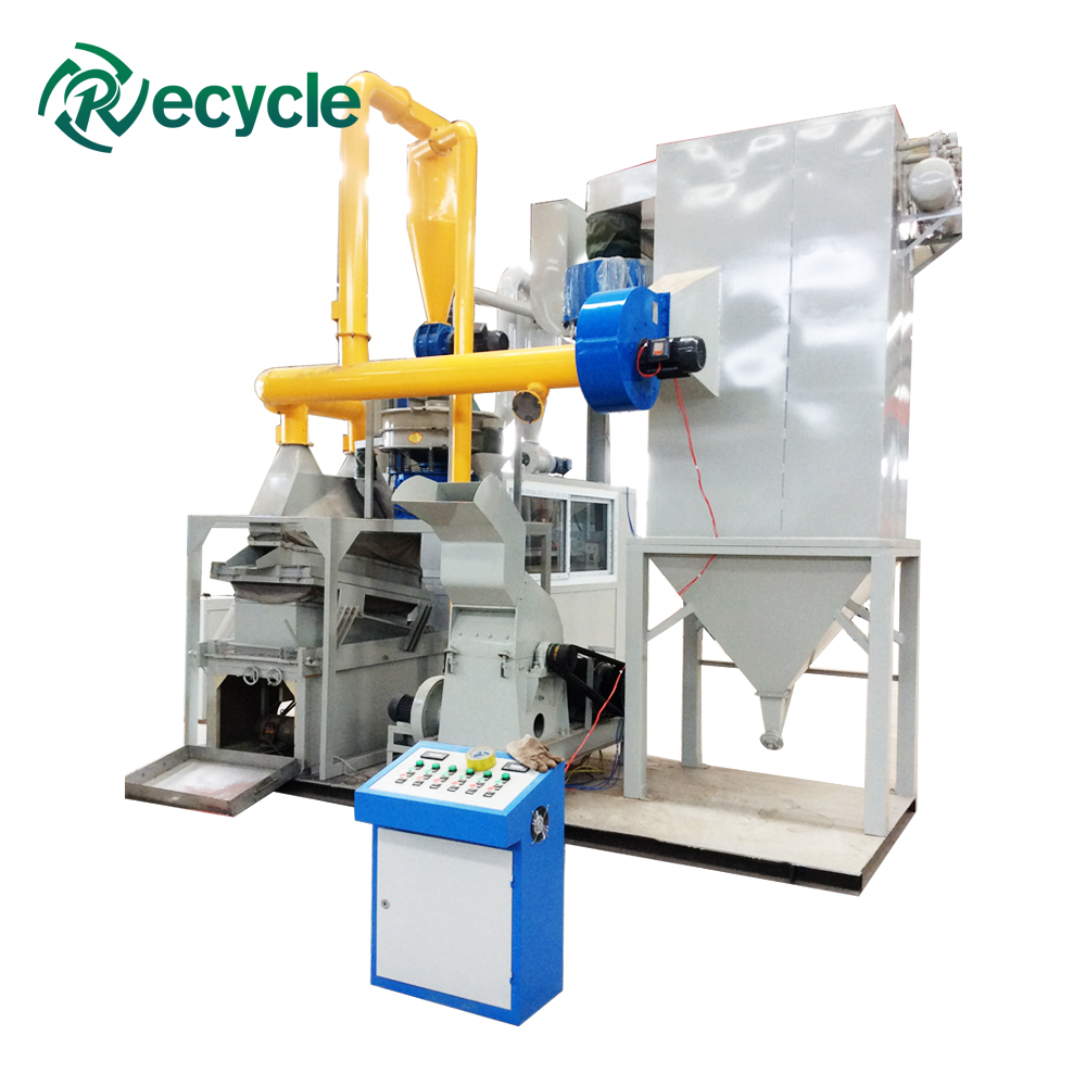 Computer Scrap Ton Suppliers And Manufacturers Printed Circuit Board Recycling Equipment At