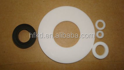 Pure PTFE sheet gasket High quality molded virgin PTFE Sheet