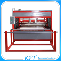 dongguan plastic film lamination hot melt spray laminating machine