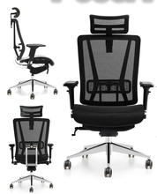office ergonomic executive boss full mesh with headrest comfortable chair