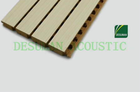 Living Room Cabinet Divider /grooved Acoustic Wood Wall Panel ...