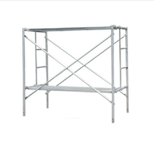 New scaffolding system ladder frame h frame scaffolding for construction