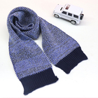 Toddler Neckerchiefs Lovely jacquard warm baby scarf Boys Girls Winter Scarf Infant Knit Scarves
