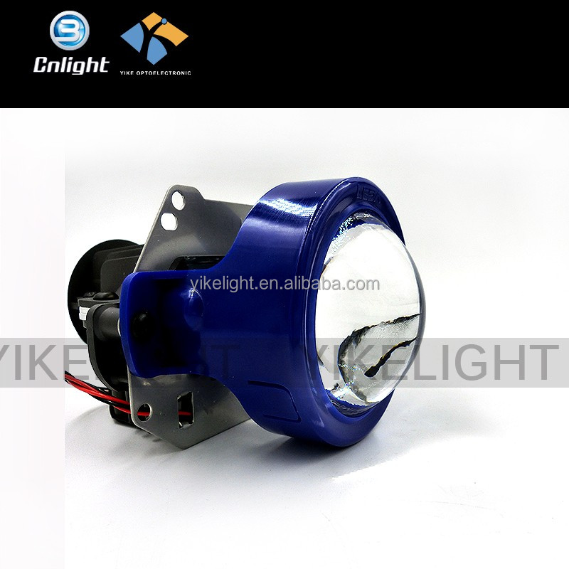 YIke-CNlight Q5 HID LED PROJECTOR For D2S H4 HID LAMP LED HEADLIGHT PROJECTOR EASY INSTALLATION
