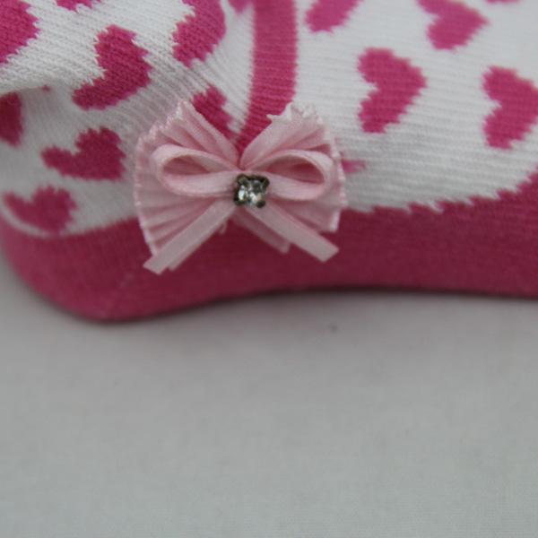 custom design like shoes baby socks